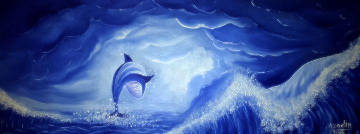 Dolphin - Art Work