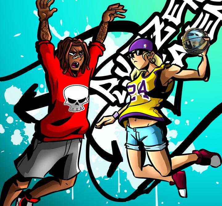 Street Basketball - Sirius