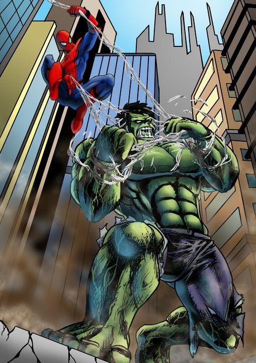 Hulk's outrage - Sirius