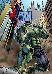 Hulk's outrage
