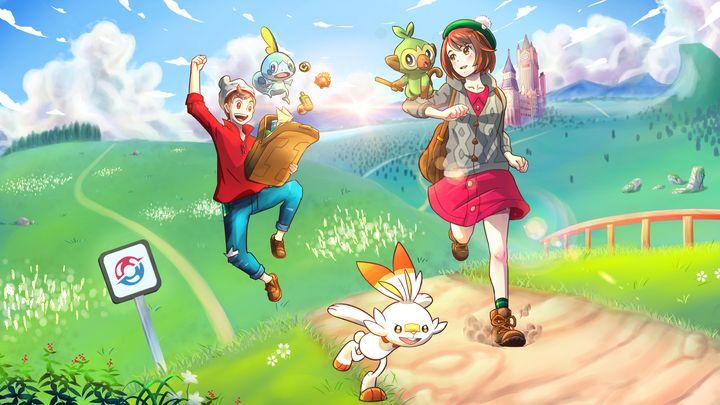 Pokemon Generation 8 - Sirius