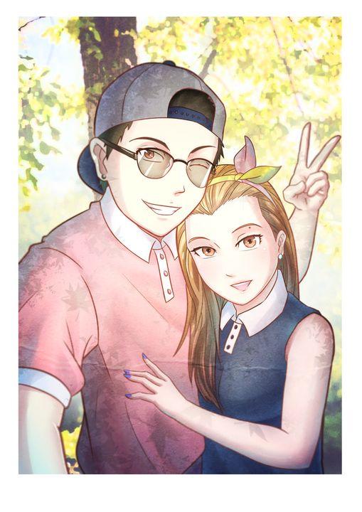 Anime Couple - Sirius