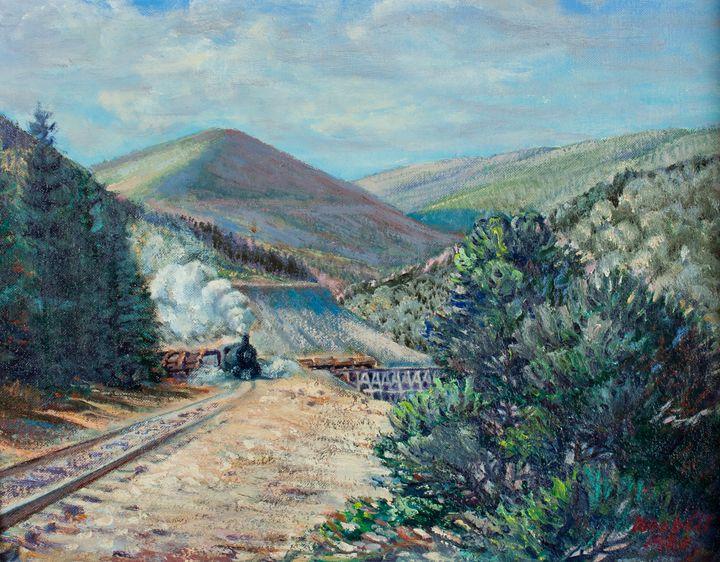 Southwestern Steamer - Thomas H Wiebell, Cincinnati Icon