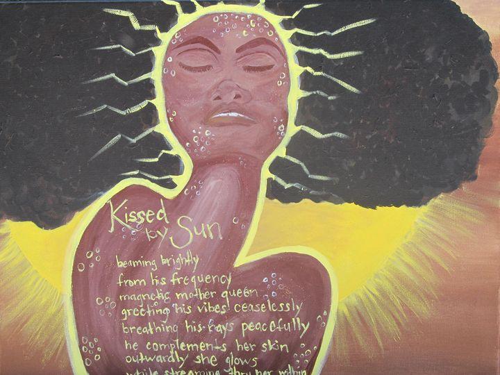 """""""Kissed By Sun"""" - Conversation P.E.A.C.E., LLC"""