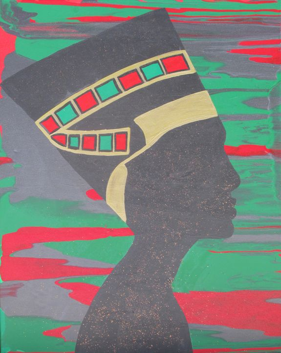 Queen Nefertiti - Conversation P.E.A.C.E., LLC
