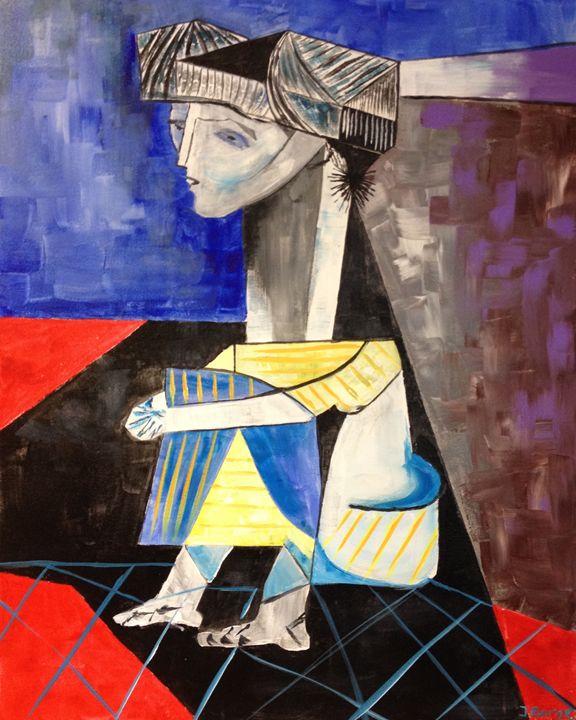 Egyptian - Jozsef Burge Gallery