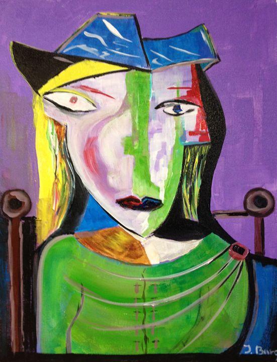 Envy - Jozsef Burge Gallery