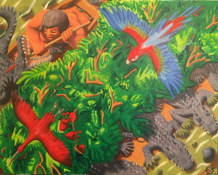 AMAZONE - Erick Seror