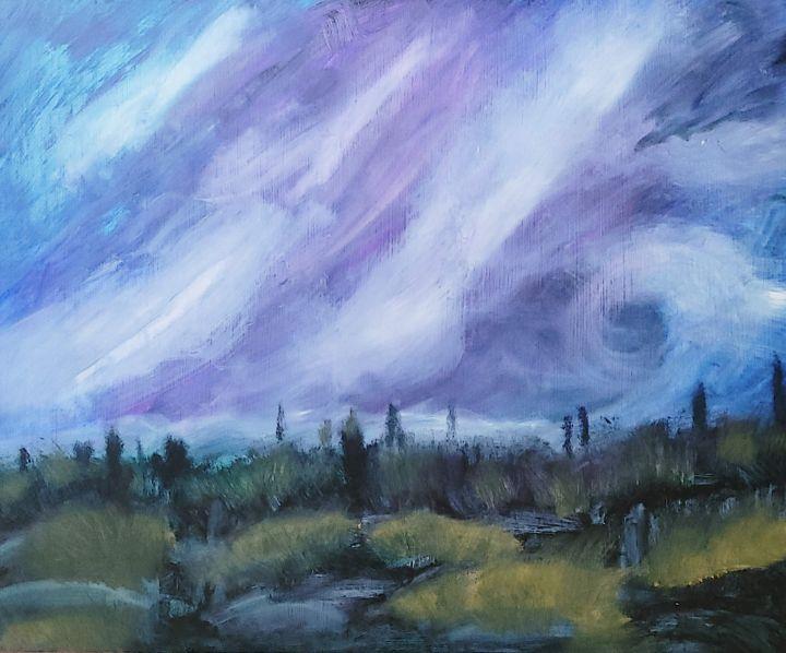 Purple Storm - Nathan Cain