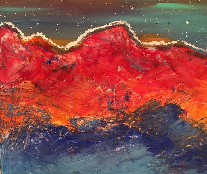 Red Mountain - Kris Fuller