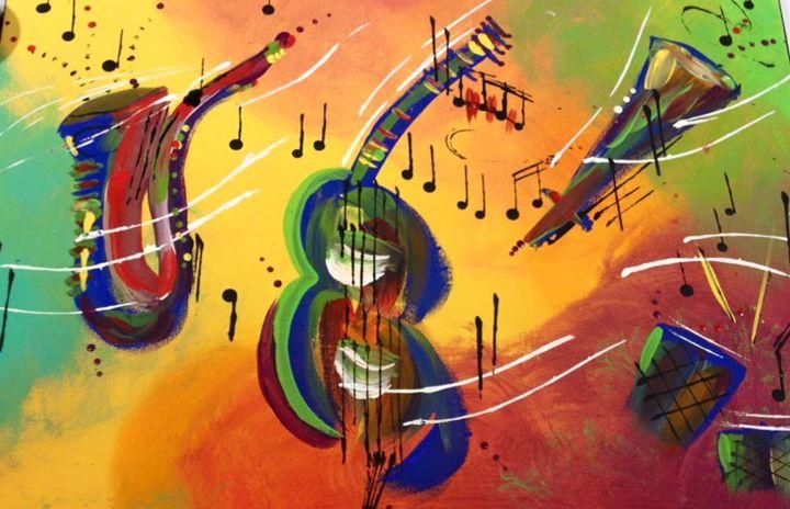 Magical Music - Kris Fuller