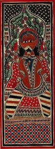 Madhubani Painting / Lord Ganesha