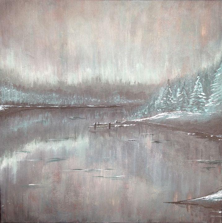 Winter Lake - Natezart
