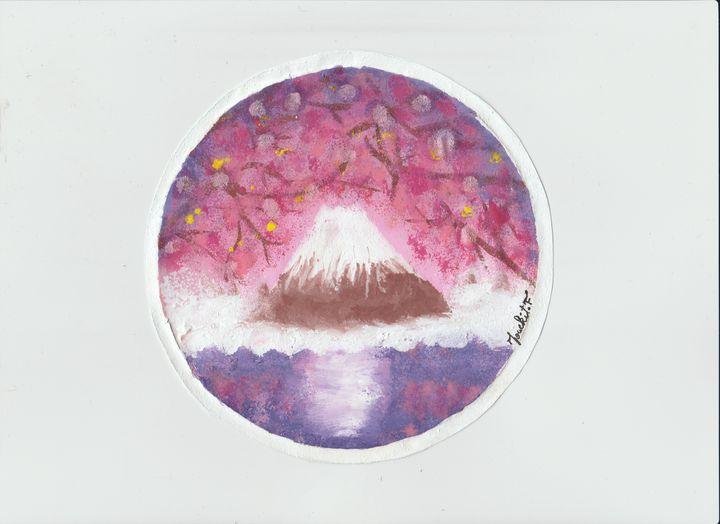 Sakura view - mouekit_art