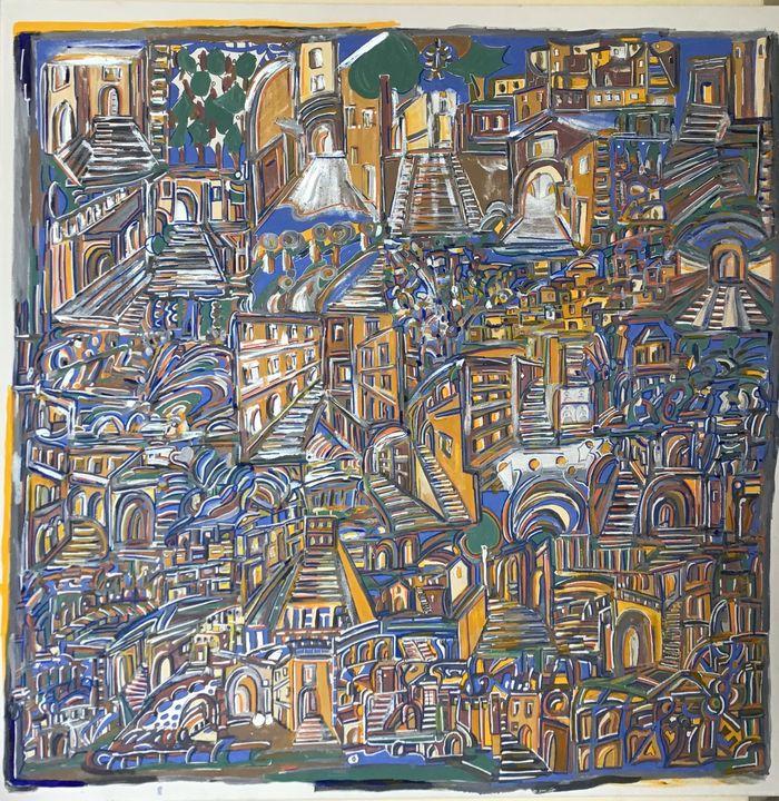 Village - Cristy Alberto