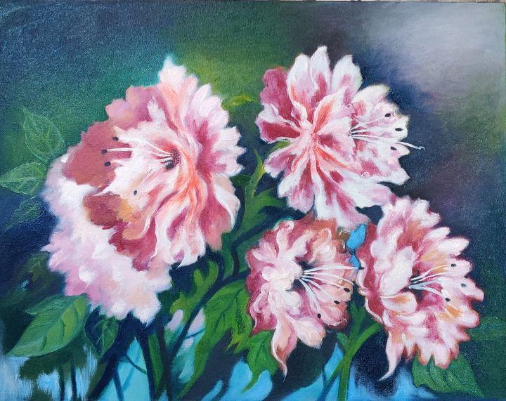 The Wild Flowers - Alpana Biswas