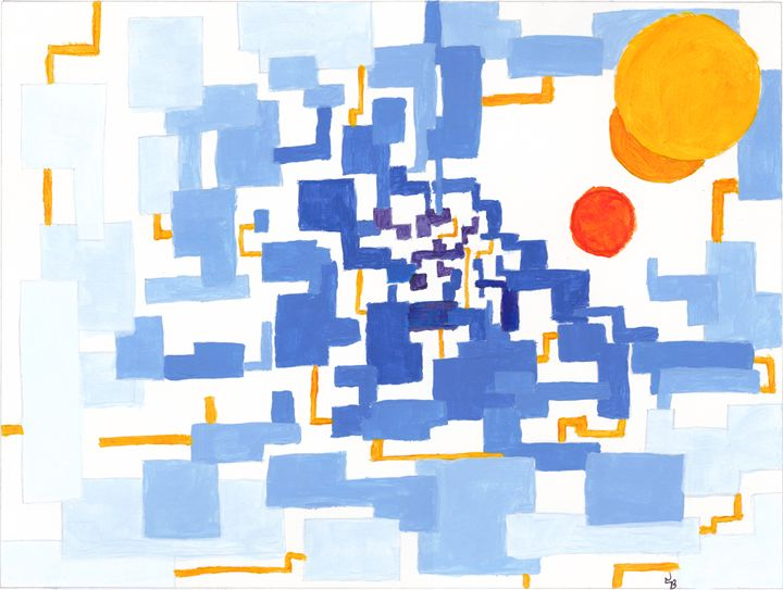Polygonal Depth - Jaycie Bowling
