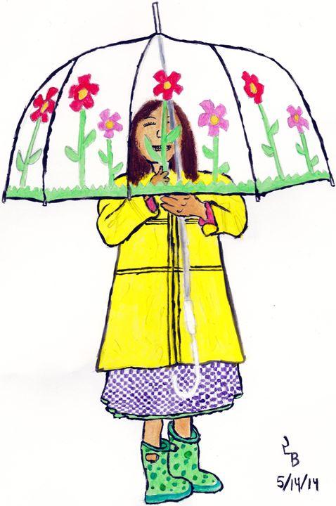 Rainy Day - Jaycie Bowling