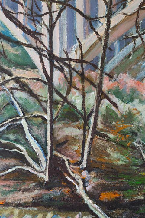 Bridge in the Arroyo - Linda J Armstrong on ArtPal