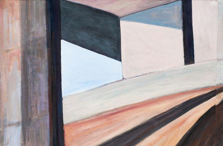 Pink Sweep - Linda J Armstrong on ArtPal