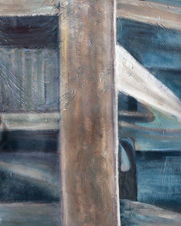 Underneath - Linda J Armstrong on ArtPal
