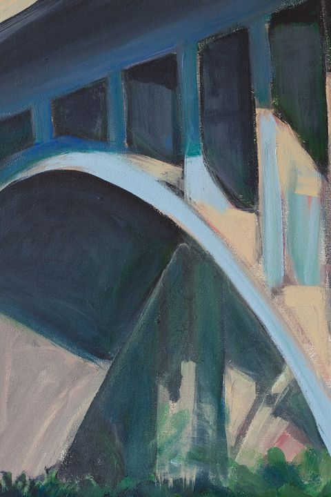 Bridge Arch - Linda J Armstrong on ArtPal