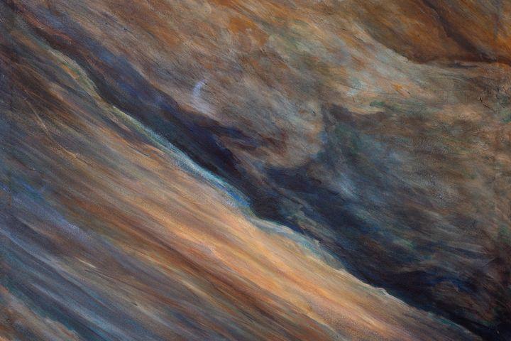 Walnut Canyon Number 1 - Linda J Armstrong on ArtPal