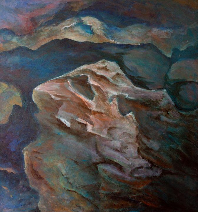 Walnut Canyon Number 2 - Linda J Armstrong on ArtPal