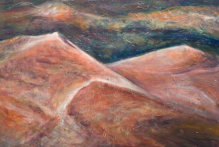 Oak Creek Canyon Number 2 - Linda J Armstrong on ArtPal
