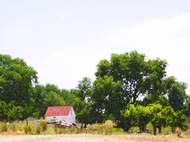 File name     Farm on First Street - Linda J Armstrong on ArtPal