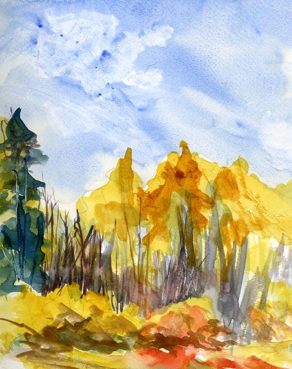 Autumn - Linda J Armstrong on ArtPal