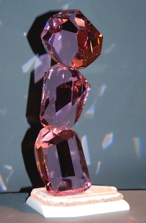 Pink Diamonds - MILICI Fine Art