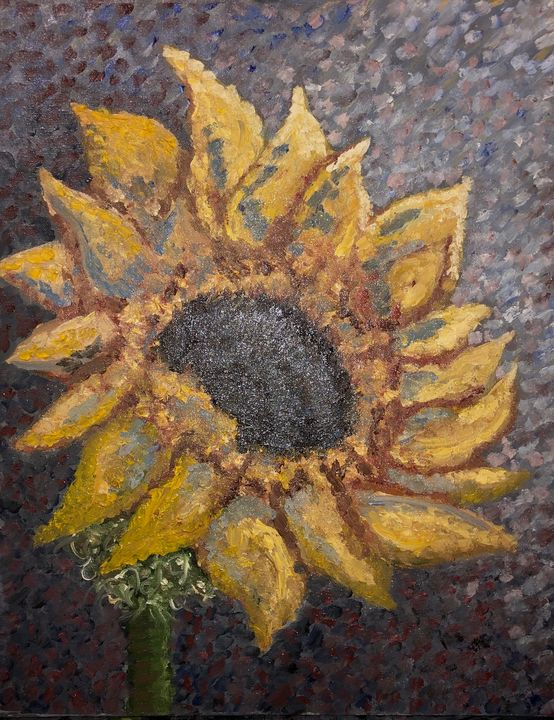 Soaking up the Sun - Zachary Logan