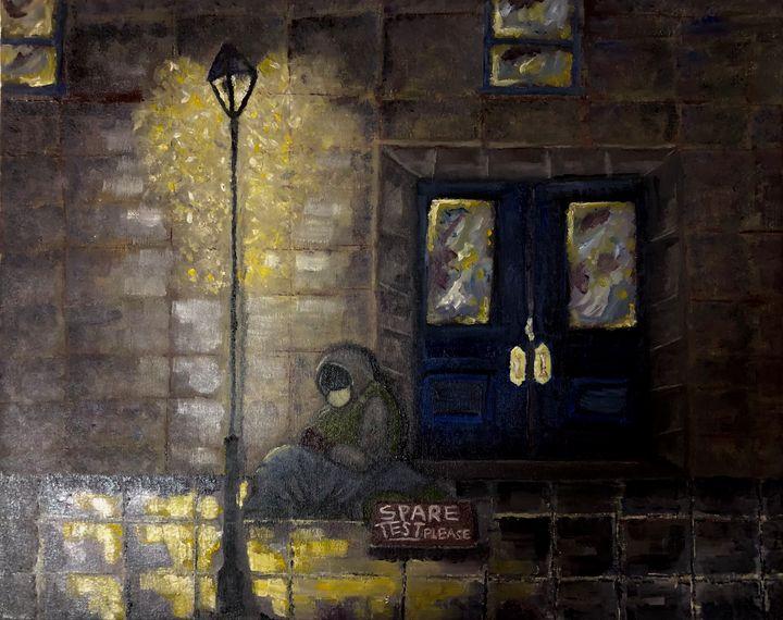 Neglected - Zachary Logan
