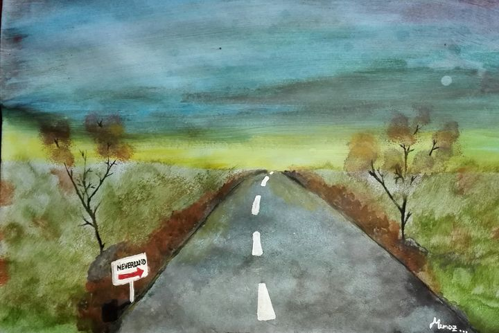 A way in the wilderness - best artworks