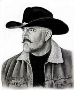 Gregg Shipman (pencil portrait)