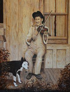 The Fiddler - Ross Shipman
