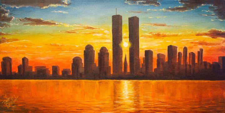 The Dawn of 911 - Dale Shipman Art