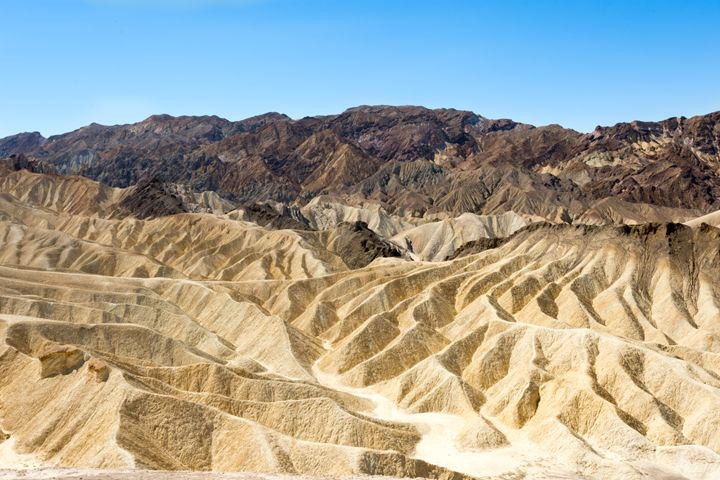 Death Valley Colors - Pat Sila