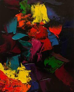 The Colors of Life - B. Luna Art