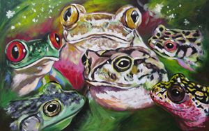 Froggy Meet