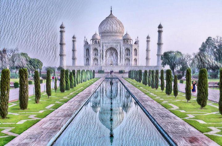Taj Mahal - Sunny Chanday