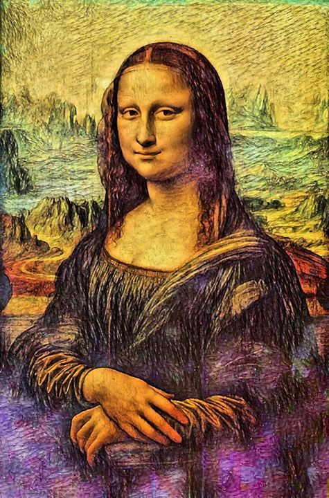 Mona Lisa - Sunny Chanday