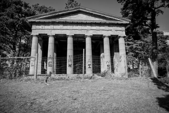 The Desecrated Temple - MSDigital
