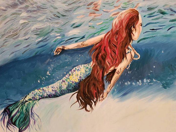 Mermaid - Sarah Haley