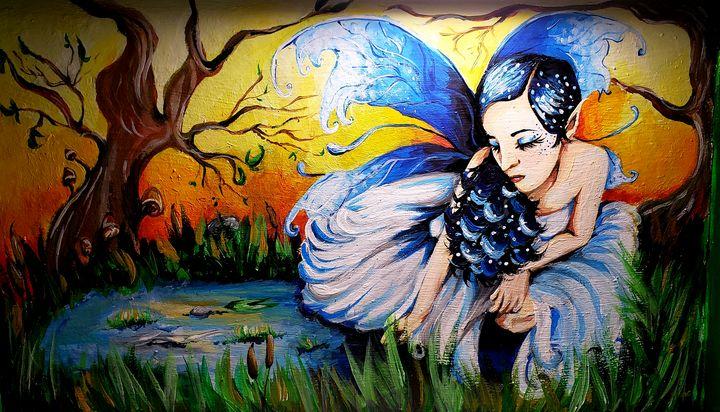 Blue Fairy - Sarah Haley