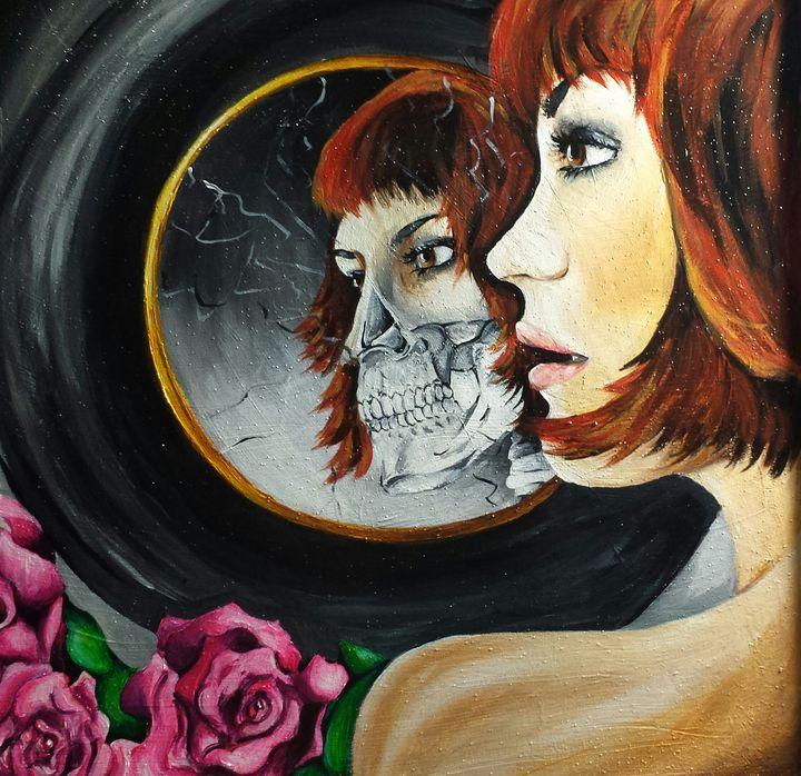 Shattered Reflection - Sarah Haley
