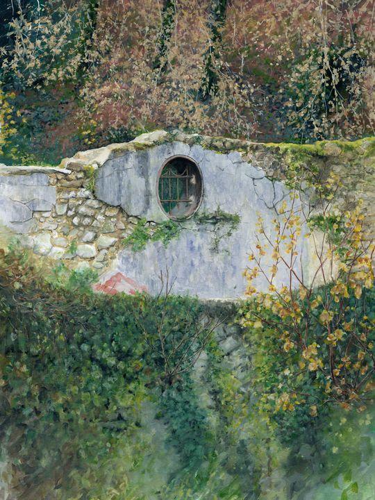 Mill Window - Henry Whittell