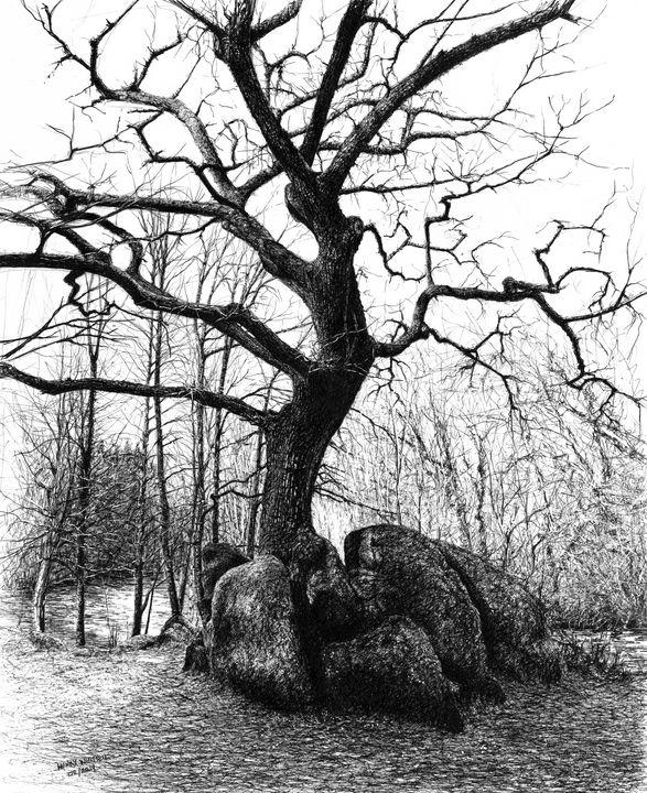 That Oak - Henry Whittell