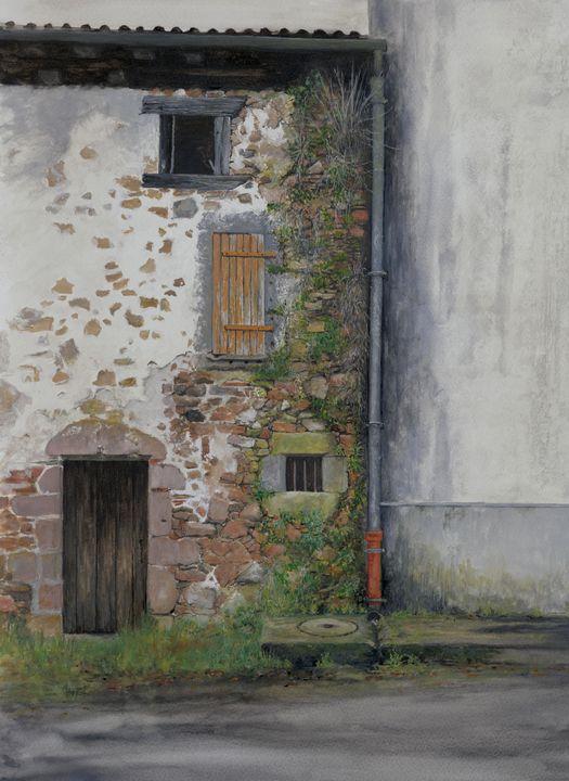 Damaged Gutter - Henry Whittell